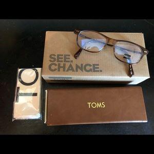 "Toms ""Alexis"" Optical Frames"